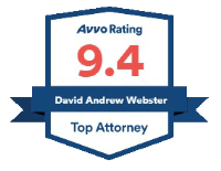 Avvo Rating 9.4 - Top Attorney