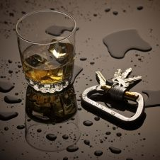 Whiskey and car keys - DUI sentencing Florida